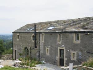 Lower Royds radical retrofit