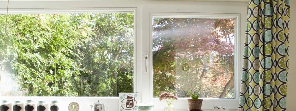 Triple glazed timber windows from Green Building Store