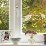 Triple Glazed timber windows at Four walls retrofit