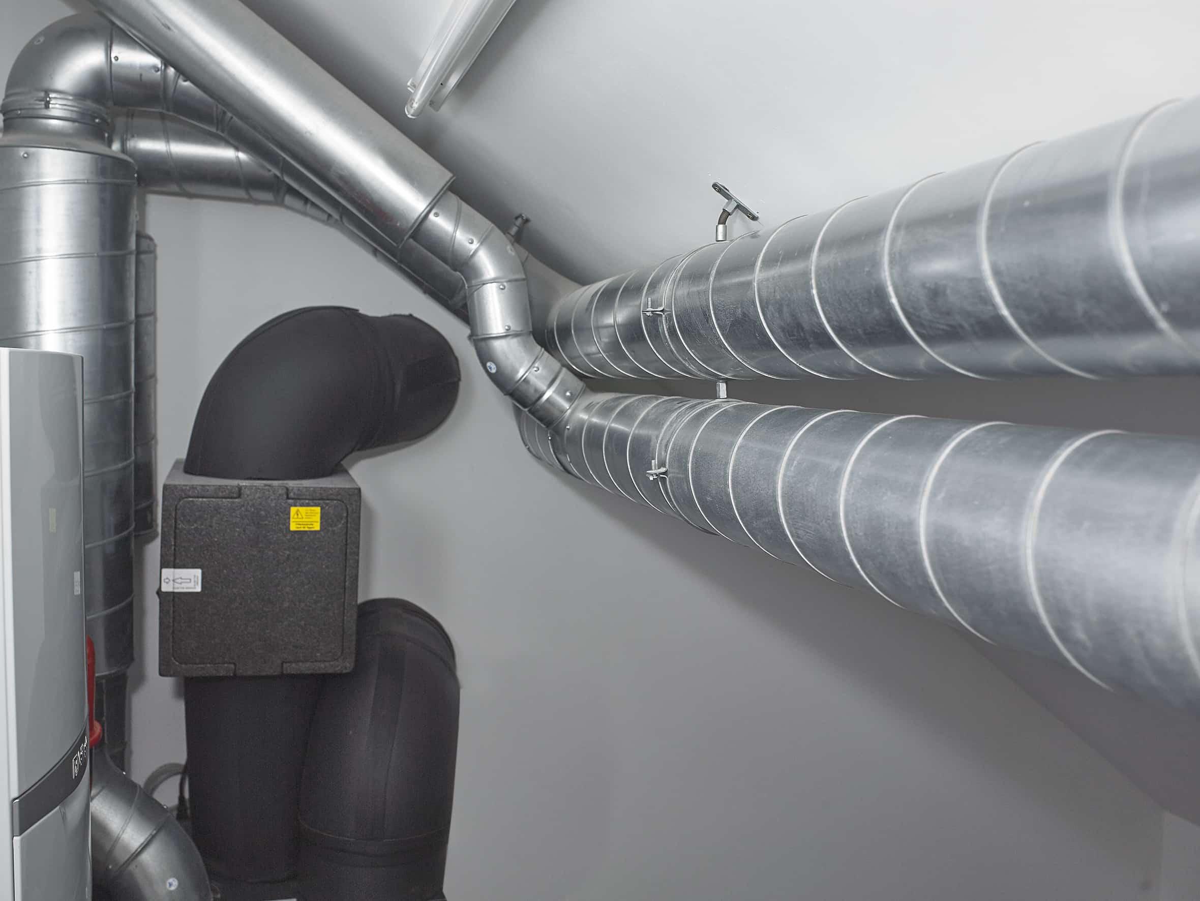 Golcar Passivhaus Mvhr Amp Heating Strategies Green