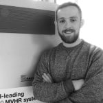 Tom Heywood Senior MVHR Design Technician Green Building Store