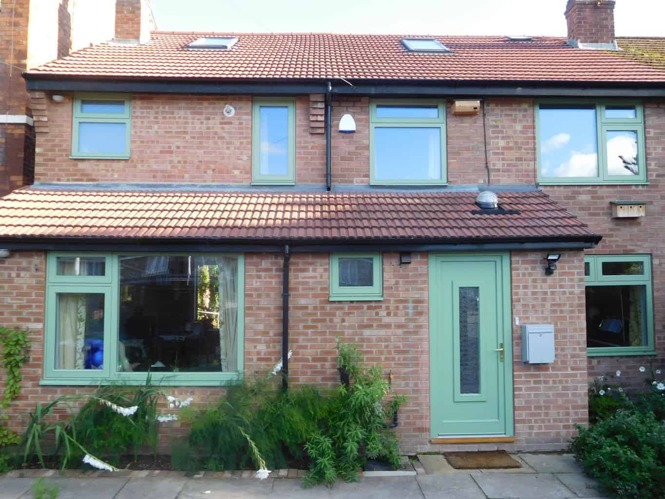Manchester retrofit with ULTRA triple glazed timber replacement windows and doors