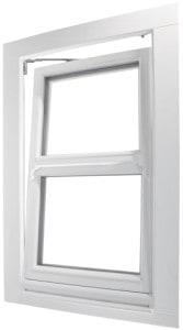 PERFORMANCE Mock sliding sash inward opening tilt and turn window