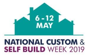 National Custom & Self Build Week 2019 logo