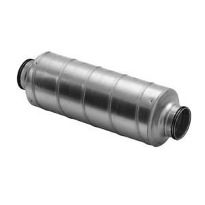 MVHR ducting attenuator
