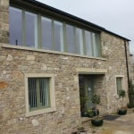 North Yorkshire triple glazed timber windows and doors