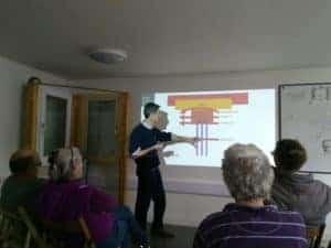 Passivhaus talks at Green Building Store