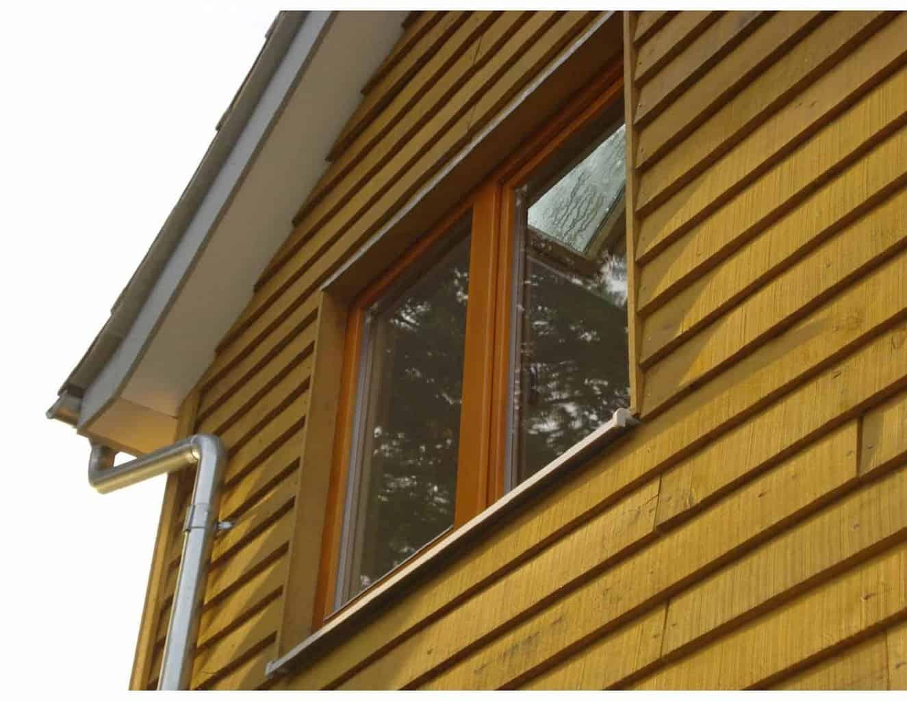 PERFORMANCE timber windows