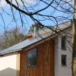 PERFORMANCE timber windows at Hertfordshire selfbuild