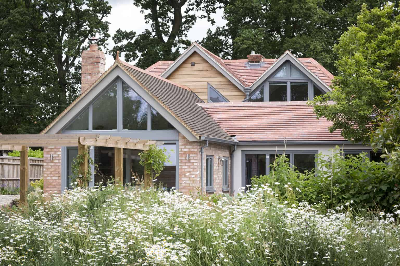 PERFORMANCE triple glazed timber windows and doors