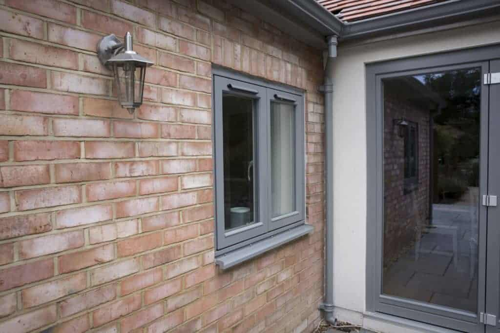 Triple Glazed Timber Windows For Reading Low Energy