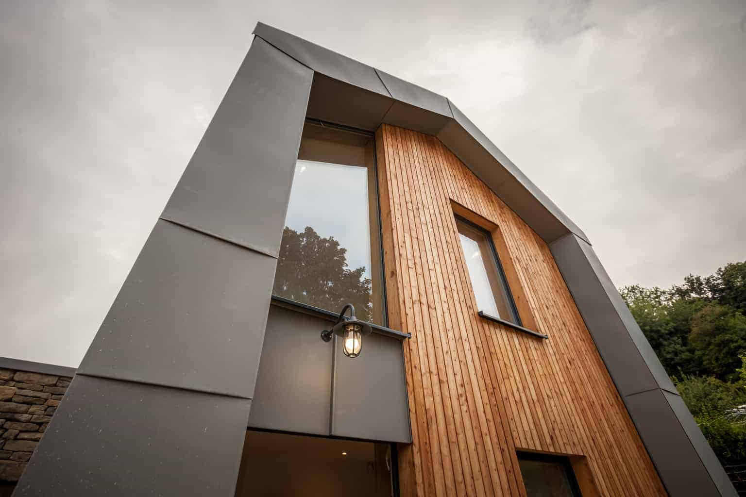 PERFORMANCE windows at Archer Lane newbuild project Sheffield. Photo: Duncan Wiggins www.ninewhilefive.co.uk