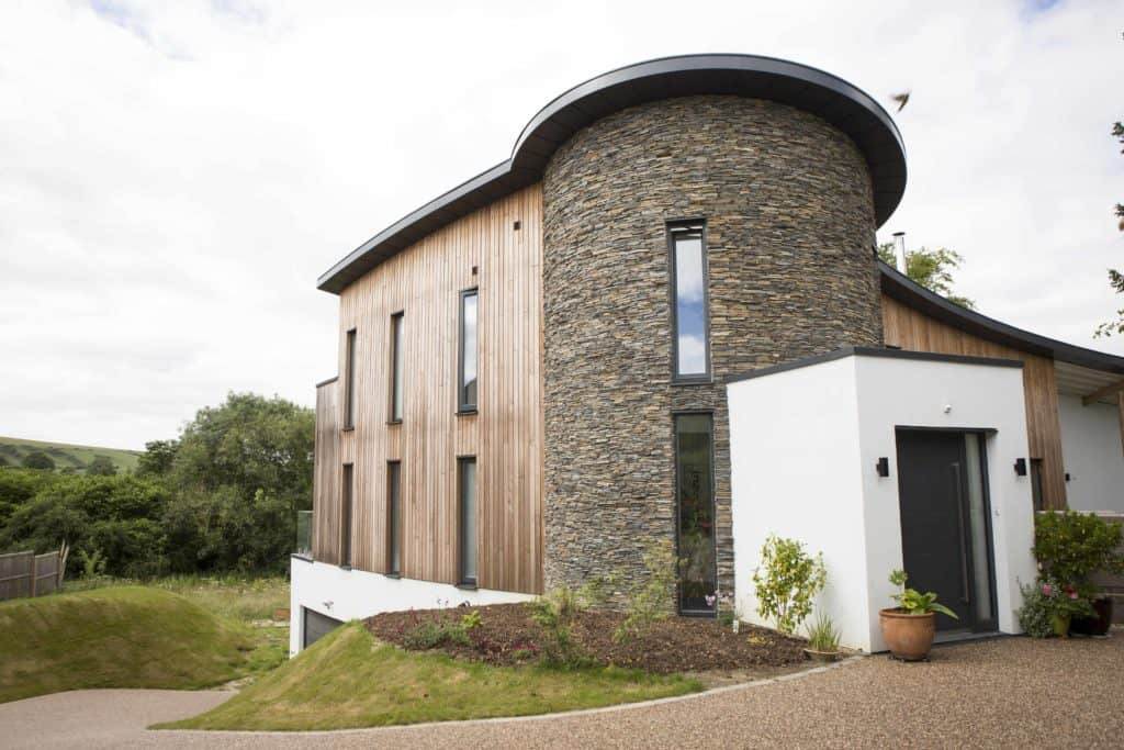 Wiltshire Low Energy Newbuild Green Building Store