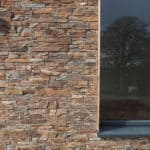 Passivhaus certified windows at Loch Leven low energy house