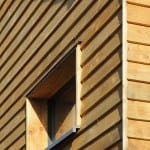PROGRESSION windows at Vowchurch Passivhaus