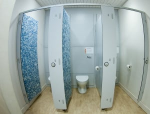 ES4 toilets at a visitor centre