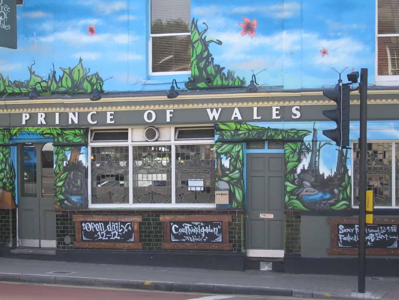 Prince of Wales Pub Bristol