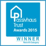 Passivhaus Trust Awards 2015 WINNER Retrofit Category