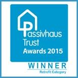 Passivhaus Trust Awards 2015 WINNER Retrofit Category