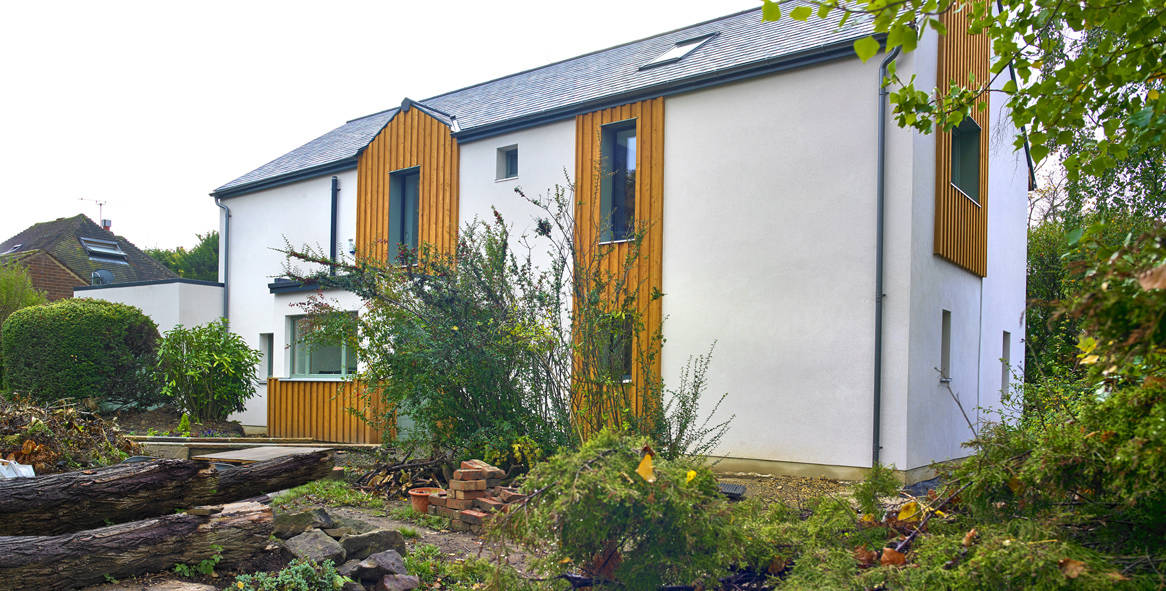 Roundhay Passivhaus with PROGRESSION windows and ULTRA windows & doors
