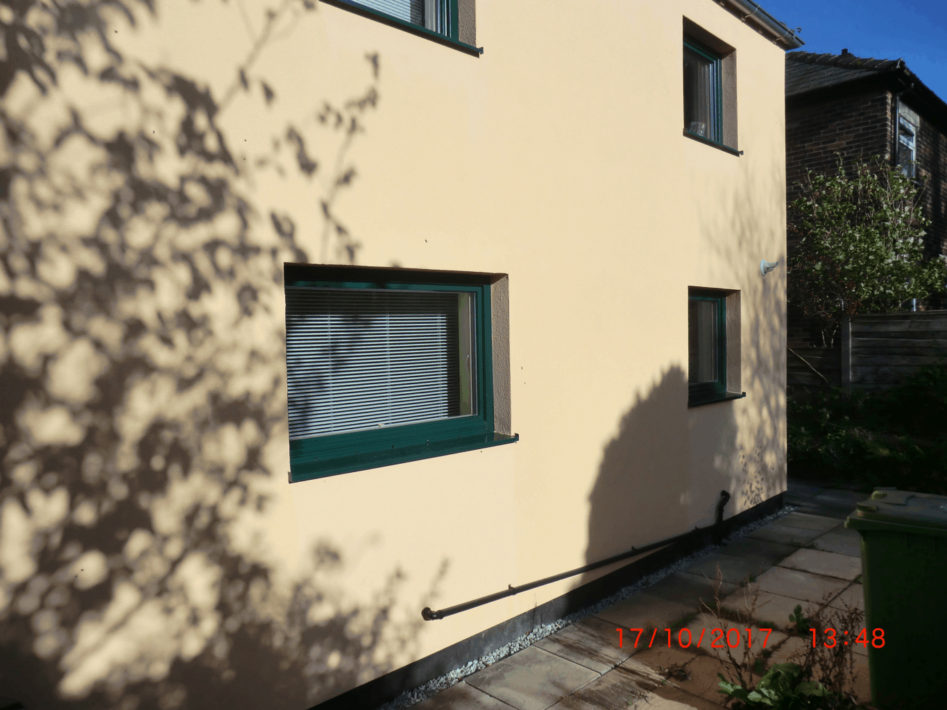 ULTRA triple glazed timber windows in Manchester EnerPHit project