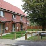 Wimbish II Affordable Passivhaus scheme
