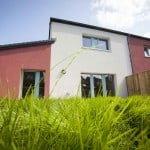 PERFORMANCE triple glazed timber windows and doorsat Exeter social housing project