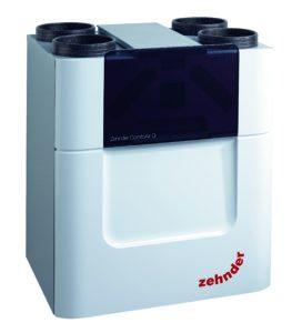 Zehnder ComfoAir Q MVHR unit