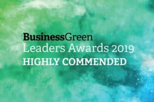 Business Green Highly Commended