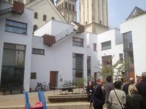 Passivhaus cohousing scheme Frankfurt