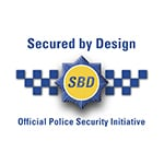 Secured by Design logo 150