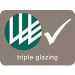 Green Building Store triple glazing logo