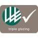 Green Building Store triple glazing logo