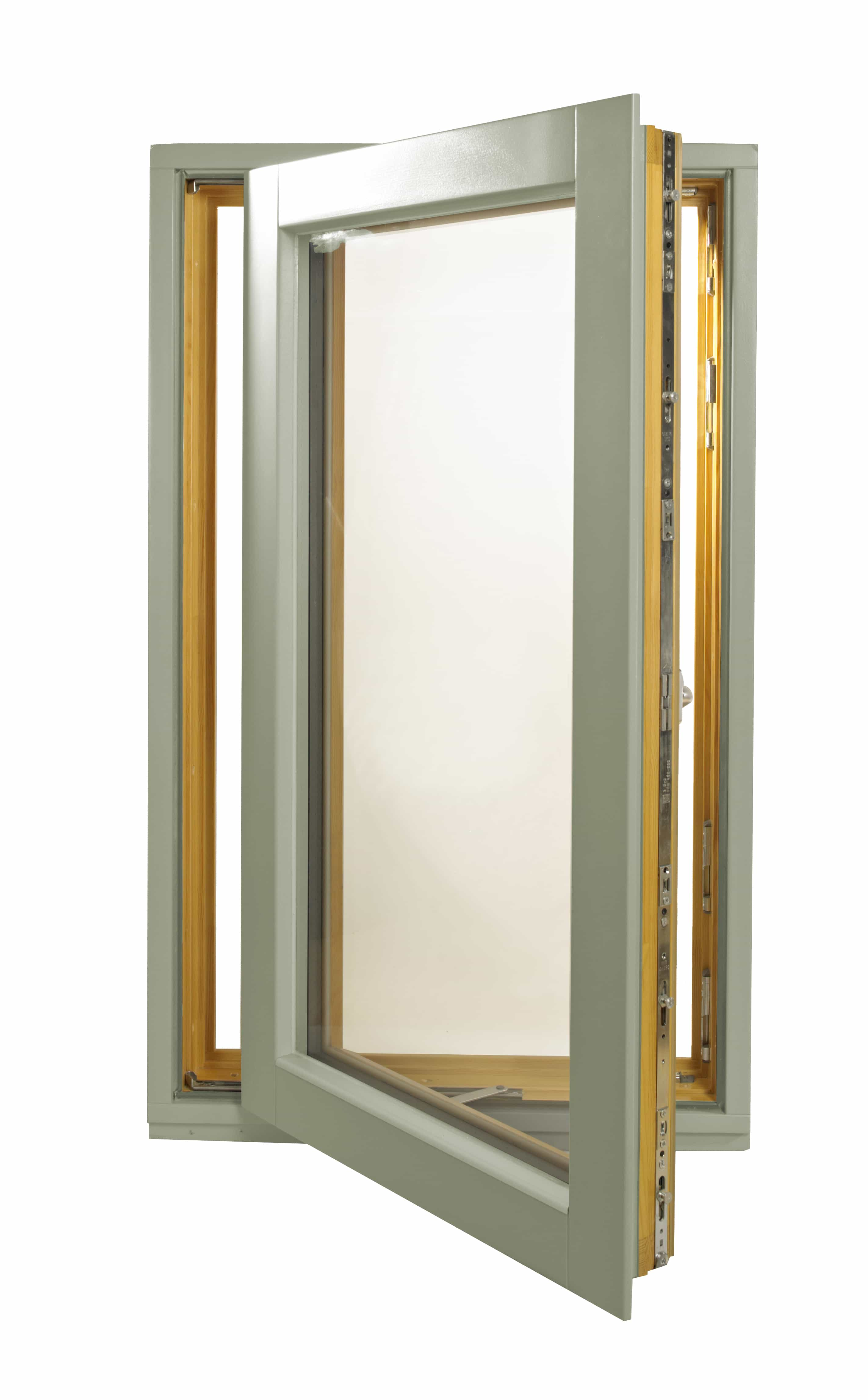 PERFORMANCE outward opening casement window