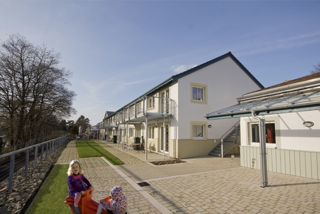 Lancaster CoHousing Green Building Store MVHR design and supply