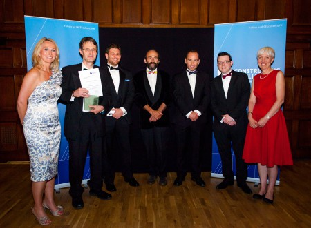 Constructing Excellence 2012 Legacy Award
