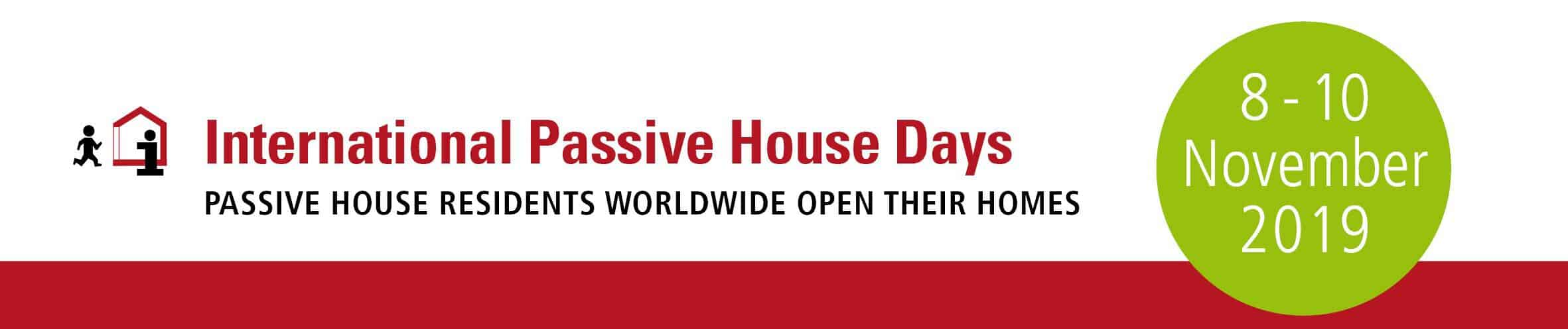 Passivhaus Open Days